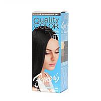 Гель-краска для волос Estel Vital Quality Color №111 Черный