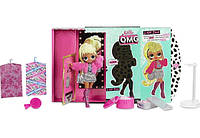 Игровой набор с куклой L.O.L. SURPRISE! серии O.M.G. - ДИВА, фото 1