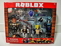Набор Роблокс рыцари (Roblex) коллекционные фигурки
