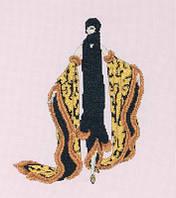 """Набор для вышивки крестом """"Fox Fur"""" (Лисий мех) - снят с пр-ва"""