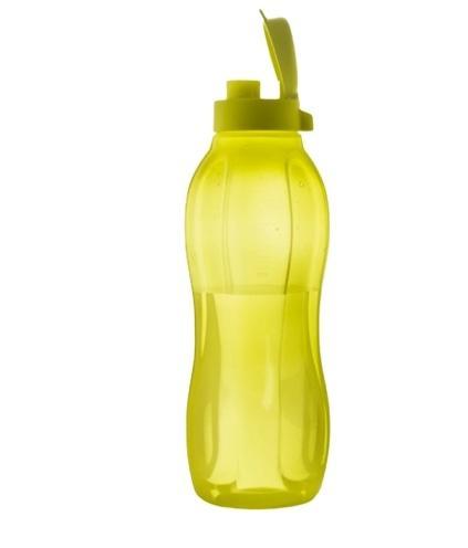 Tupperware эко бутылка 1.5л с клапаном