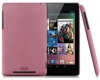 Чехол-накладка Imak Cowboy Shell Purple Red для Google Nexus 7