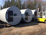 Бездымные пиролизные печи 25м3, фото 3