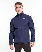 Мембранная куртка Rough Radical Crag, ветровка-софтшелл, для мужчин и женщин, темно-синня