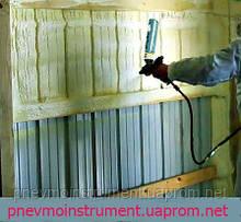 Пневматический пистолет для напыления монтажной пены PNP 3201 Китай