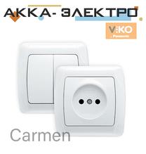 ViKO Розетки и выключатель серии Carmen