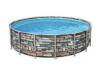 Каркасный бассейн Bestway Loft 56993 (427х122) с картриджным фильтром