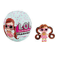 L. O. L. Surprise! Hairvibes S6 W1 Лялька ЛОЛ Модні Зачіски