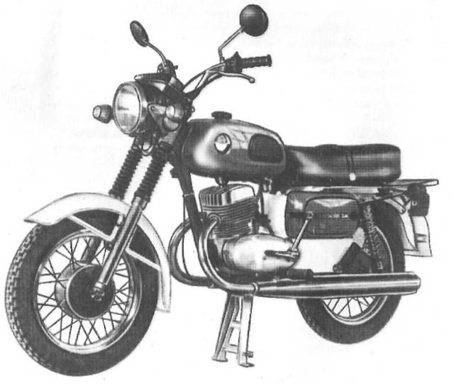 Запчастини до мотоциклу Схід