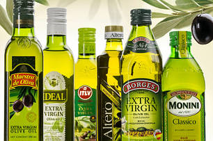 Оливковое масло и другие