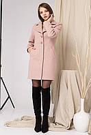 пальто демисезонное женское Modus Камила кашемир Диагональ пальто 8901