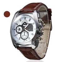[ Часы наручные ZhongYi ] Мужские наручные кварцевые часы