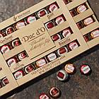 Подарункова коробка шоколадних цукерок Remy Martin Duc d'or Chocolatier, 500 грам, фото 2