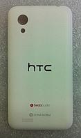 Задняя белая крышка для HTC Desire VT T328T