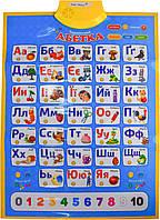 Плакат Навчальний Крок до Школи