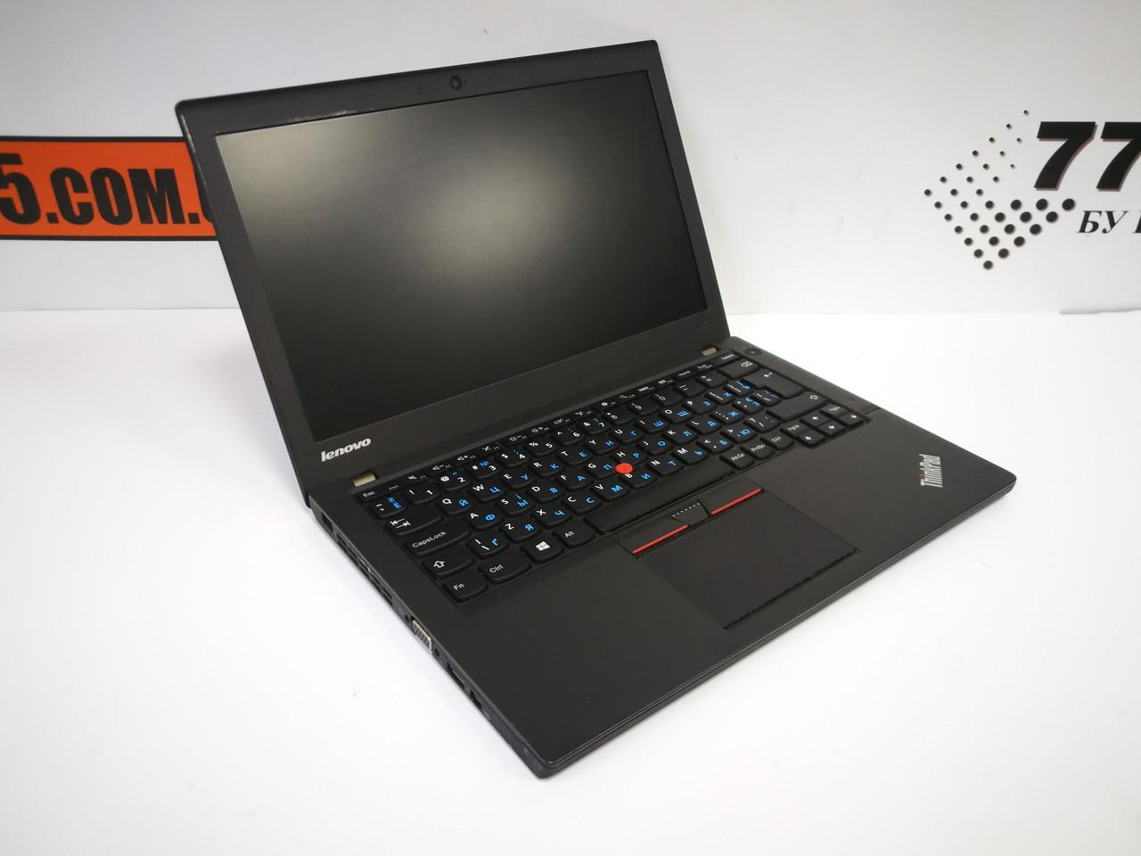 "Ноутбук Lenovo ThinkPad x250, 12.5"", Intel Core i7-5600U 3.2GHz, RAM 8ГБ, SSD 180ГБ"