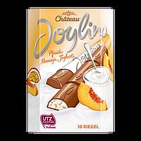 Порционный шоколад Choceur Joylino(йогурт + персик, маракуйя), 235 грамм
