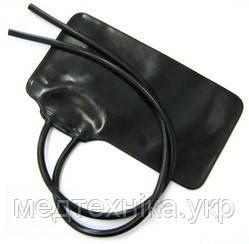Камера резиновая импортная 2-х трубочная увеличенная 30*15см, Эконом