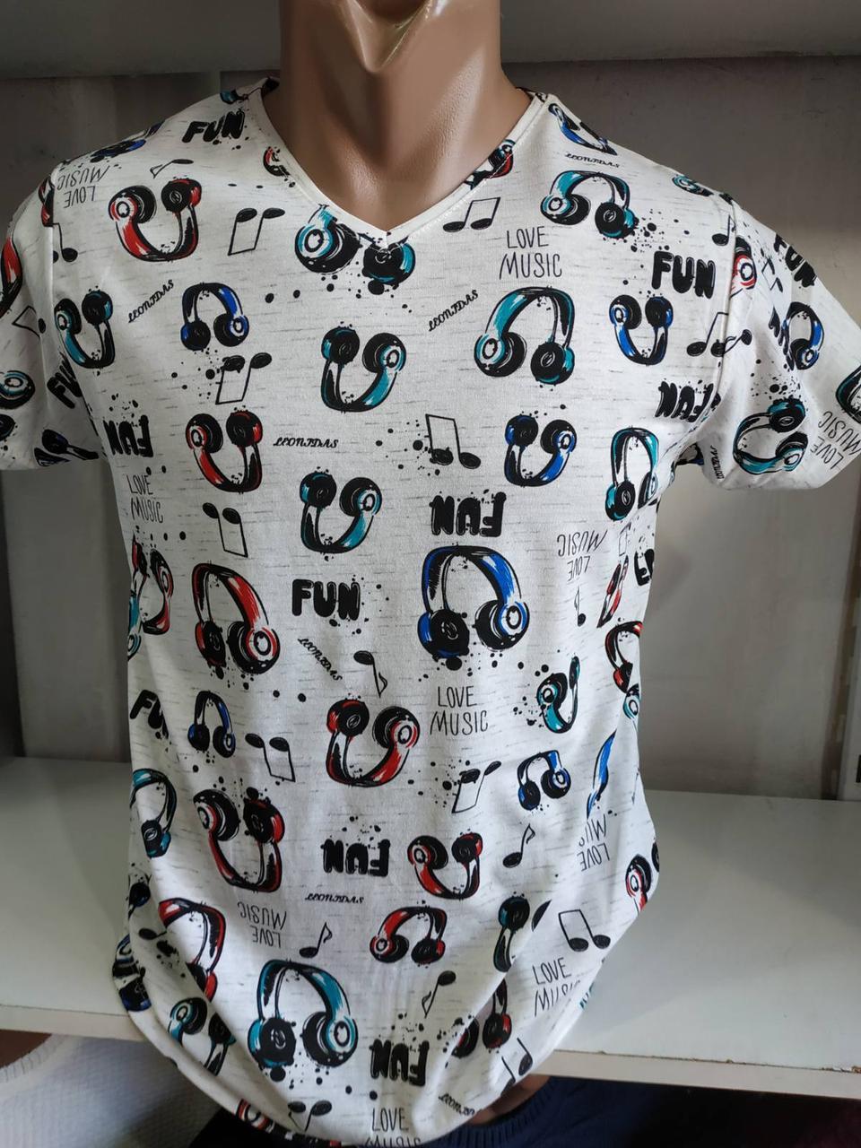 Мужские футболки оптом от производителя