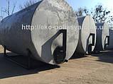 Пиролизные бездымные печи 25 м3 Олевск, фото 2
