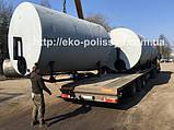 Пиролизные бездымные печи 25 м3 Олевск, фото 3