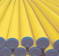 Труба полиэтиленовая (ПЭ) для газопроводов  Ø20 - Ø400 (6 атм)