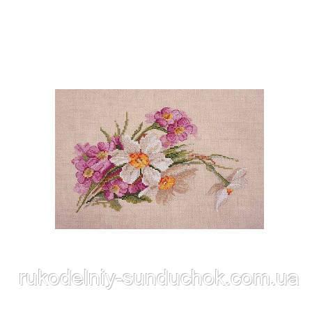 Набір для вишивання хрестом ТМ Мар'я Майстриня 06.002.61 Весняні