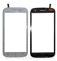 Сенсорный экран FLY IQ451 VISTA WHITE