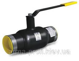 Кран шаровый стальной приварной стандартнопроходной LD Ду15 Ру40