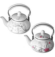 Чайник эмалированный Kamille 1,2л