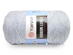 YarnArt Ribbon Lurex, Голубой №729