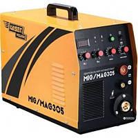 Сварочный полуавтомат инверторный Kaiser Welding MIG-305  (69569 / 69570), фото 1