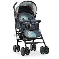 Детская прогулочная коляска BAMBI M 4244  Gray Blue