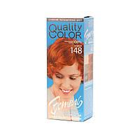 Гель-краска для волос Estel Vital Quality Color №148 Медный