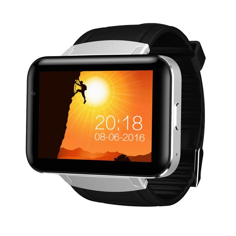 Умные часы Smart Watch DM98 Silver (SWDM98S)