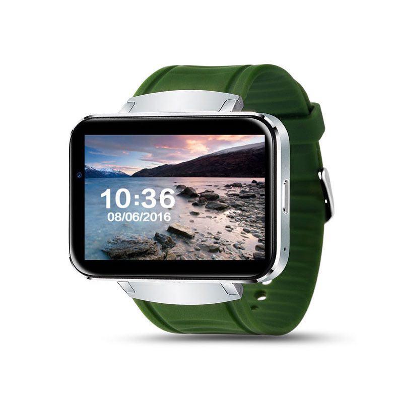 Умные часы Smart Watch DM98 Green (SWDM98G)