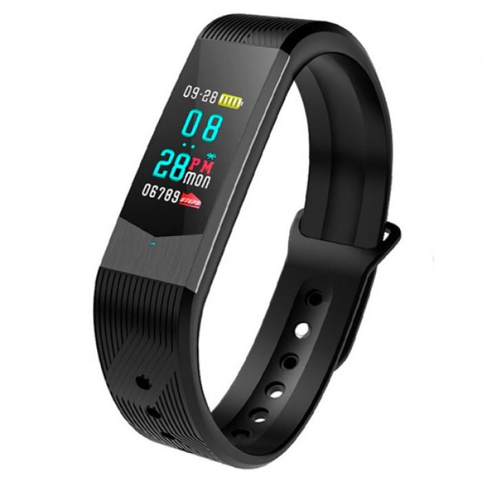 Умные часы UWatch Smart Skmei Braclet Nano B30 5099 Black