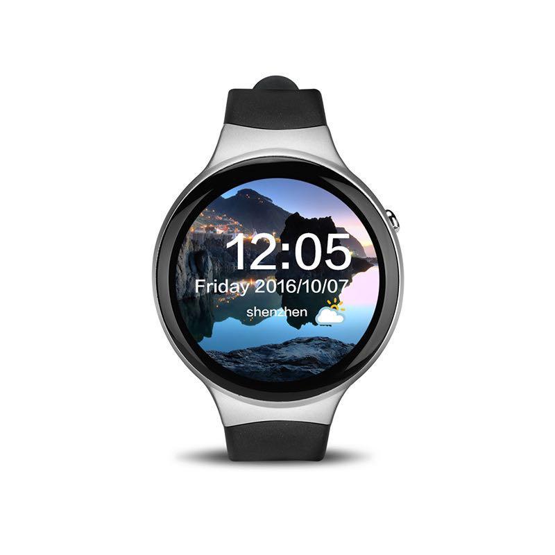 Умные часы Smart Watch I4 Air Silver (SW000I4S)
