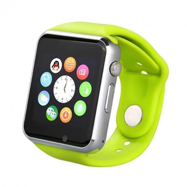 Умные часы UWatch A1 Green (70_1031500)