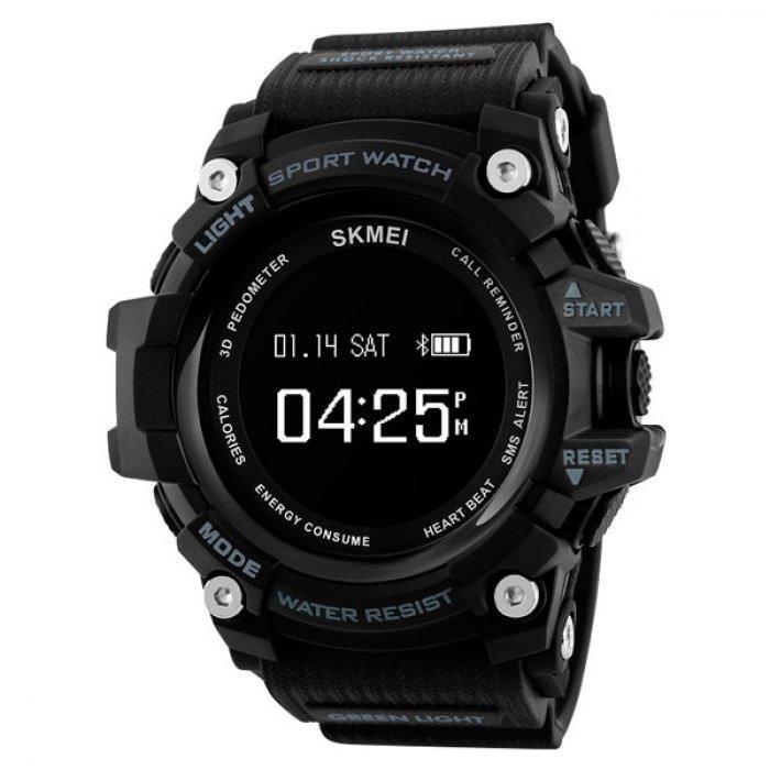 Умные часы Skmei Power Smart+ 01188 Black (01188)