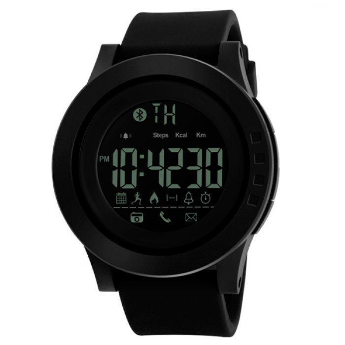 Умные часы Skmei Black (01255)