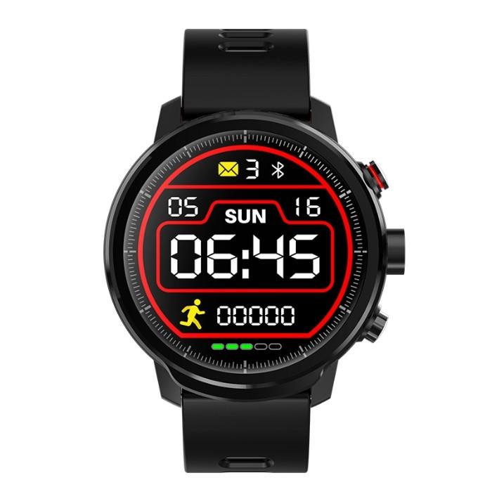 Умные часы UWatch Black (005053)