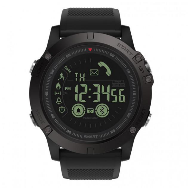 Умные часы Smart Watch Zeblaze VIBE 3 Черные (967856029)