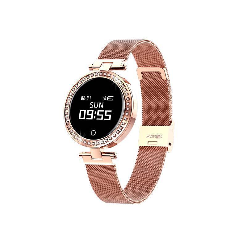 Умные часы Smart watch Smart  Fit X10 с тонометром Original Gold (SB0001X10G)