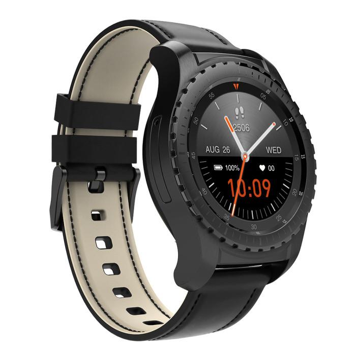 Умные часы King Wear KW28 с поддержкой SIM и карт памяти Черный (swkingwkw28bl)