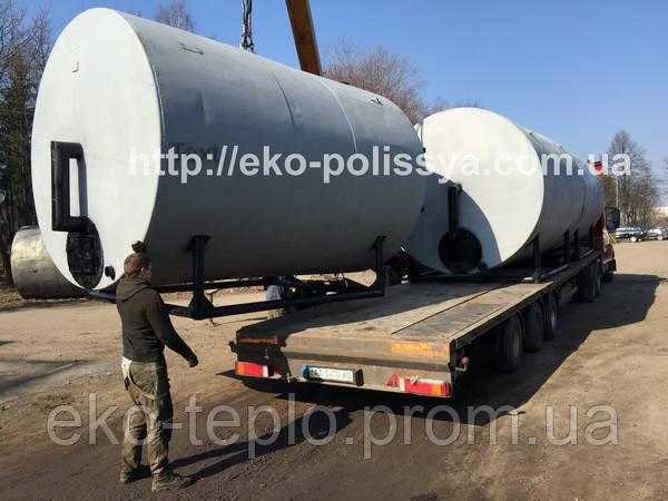Печи для производства древесного угля 25м3 Олевск