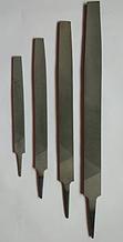 Напильник плоский (от 100 до 400 мм), насечки (№1; №2; №3)