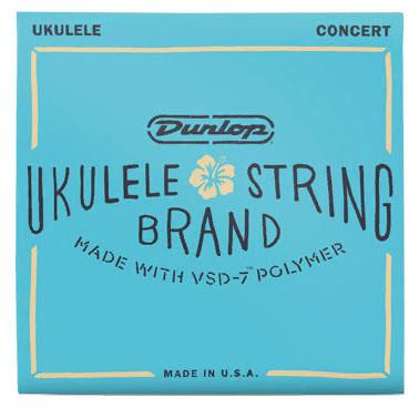 DUNLOP DUQ302 UKULELE CONCERT Струны для укулеле Concert