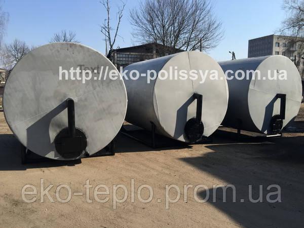 Печи пиролизные для производства древесного угля