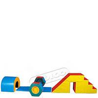 Мягкий модуль Полоса препятствий KIDIGO™ 4